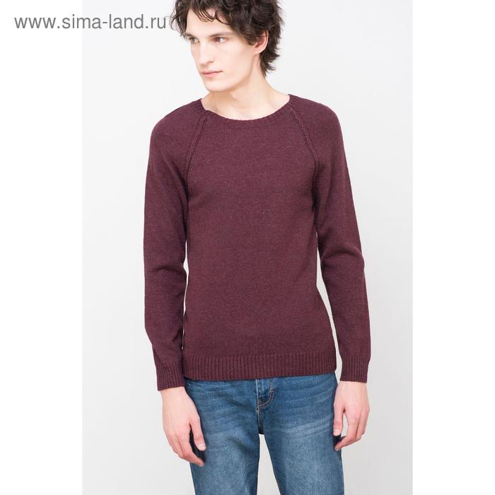 Джемпер мужской, цвет сиреневый, размер 48-50 (L), рост 176 см (арт. 619007800 С+)