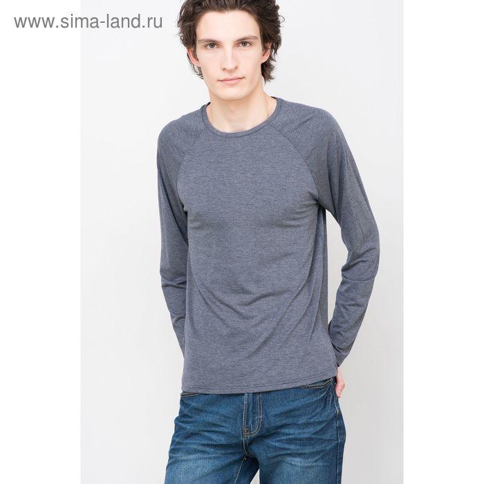 Фуфайка мужская, цвет синий, размер 50 (XL), рост 176 см (арт. 619016403)