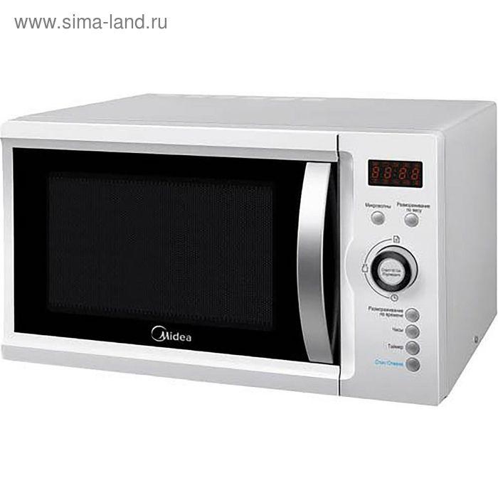 Микроволновая печь Midea AM823A4J-W, 23 л, 800 Вт, белый