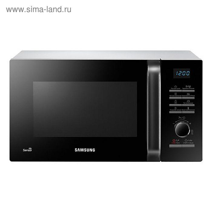 Микроволновая печь Samsung MS23H3115FW, 23 л, 800 Вт, белый