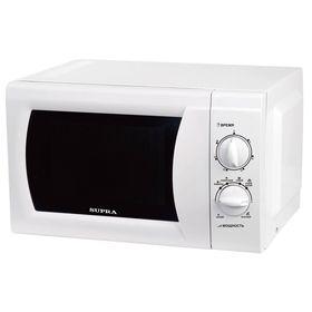 Микроволновая печь Supra MWS-1808MW, 18 л, 700 Вт, белый