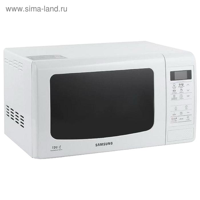 Микроволновая печь Samsung ME83KRW-3, 23 л, 800 Вт, белый