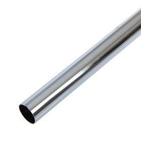 Штанга стальная, круглая, d=25 мм, 3000х0.7 мм, полированная