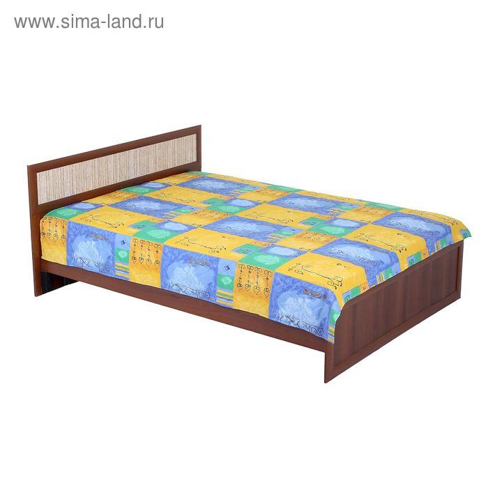 """Покрывало """"Эконом"""", размер 240х205 см, микро-сатин 75 г/м2, рисунок 75-21"""