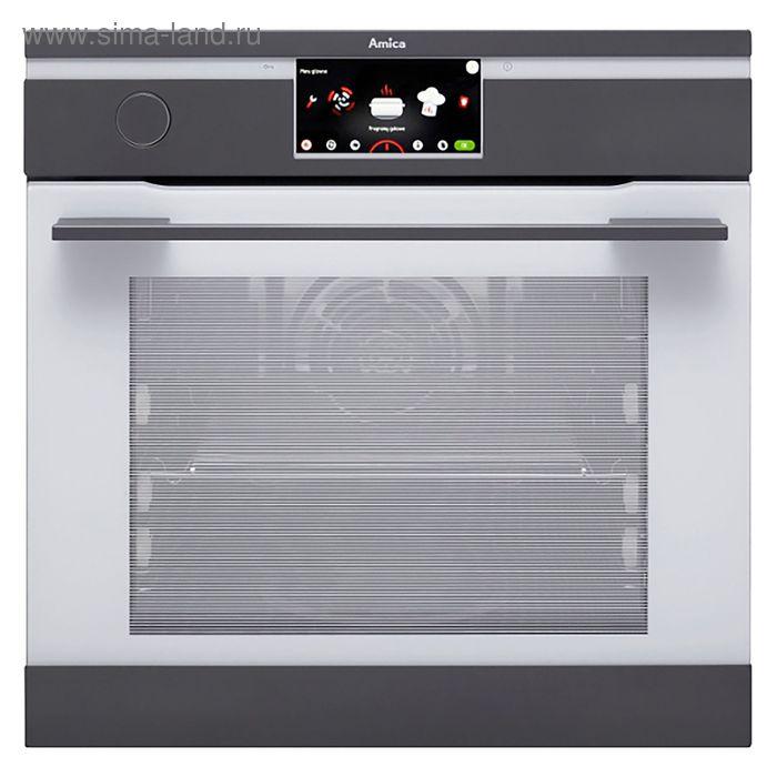 Духовой шкаф Hansa BOEW65311055, электрический, 66 л, белый