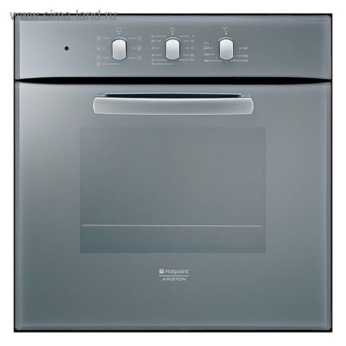 Духовой шкаф Hotpoint-Ariston 7OFD 610 ICE, электрический, 56 л, серый