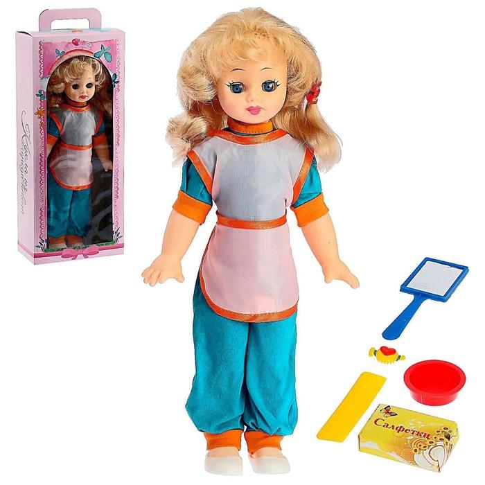"Кукла ""Парикмахер"", МИКС"