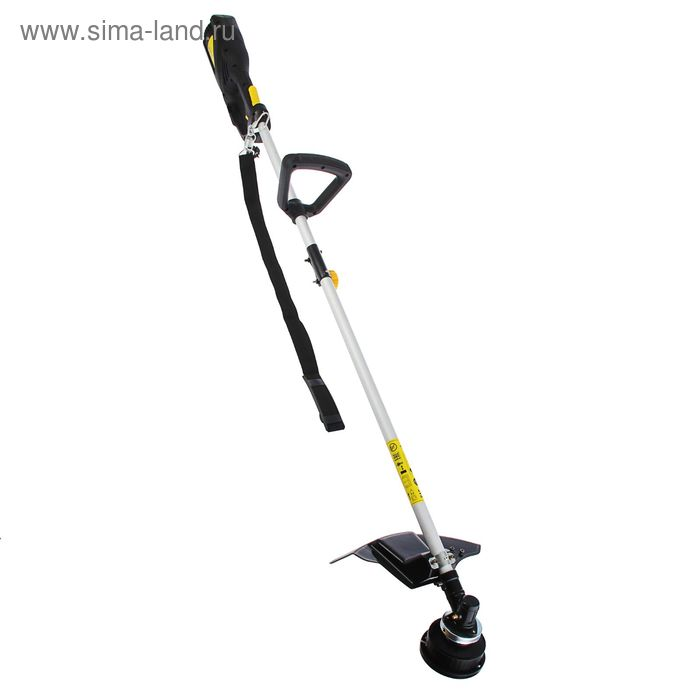 Триммер HUTER GET-1500SL, 1500 Вт, электрический, ширина скоса 350-420 мм