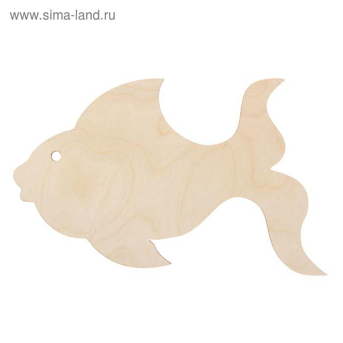"Доска ""Рыбка"" 32 х 21 см"