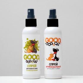 Спрей Good Cat&Dog 'Антивандальный'  для кошек и собак, 150 мл. Ош