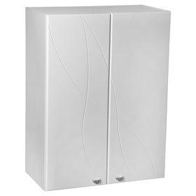 Шкаф навесной 'Дуб 60', белый Ош