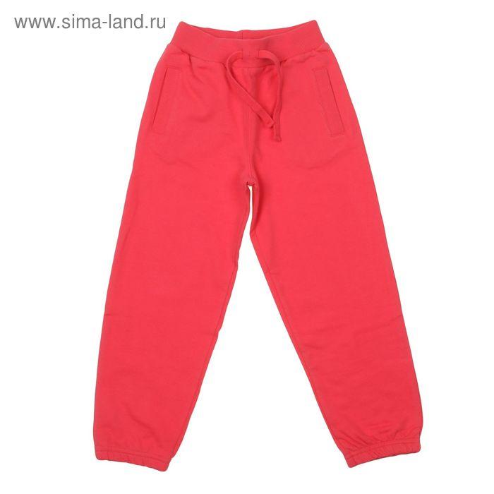 Брюки для девочки, рост 116 см, цвет розовый (арт. CWK 7475)