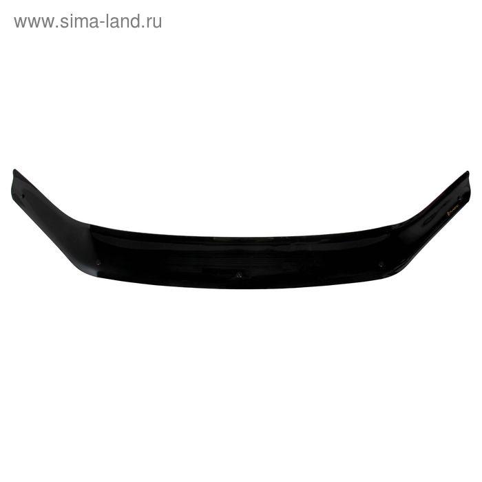Дефлектор капота ВАЗ Lada Калина, Classic, черный
