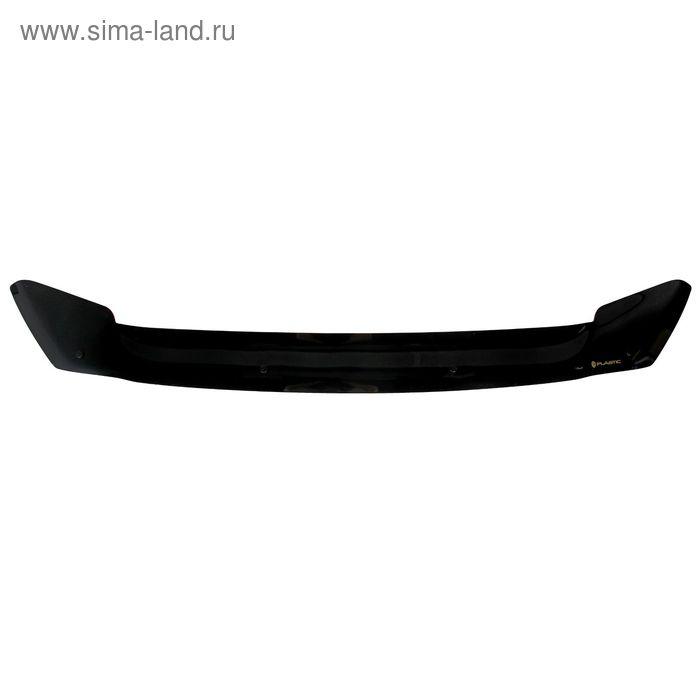 Дефлектор капота Kia Ceed, с 2012 - г., Classic, черный