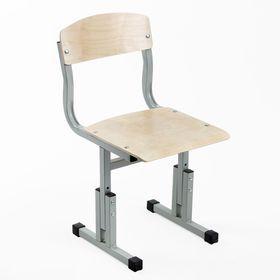 стул ученический регулируемый высота ростовая группа №3-5