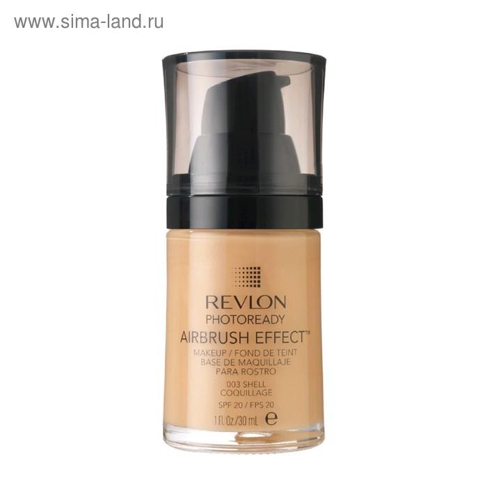 Тональный крем Revlon, Photoready airbrush effect makeup, тон Shell 003