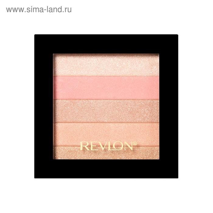 Палетка хайлайтеров для лица Revlon, цвет Rose glow 020