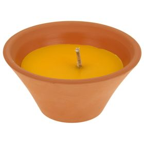 Свеча для отпугивания насекомых 'Чаша' микс Ош