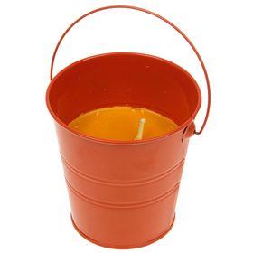 Свеча для отпугивания насекомых 'Оранжевое ведёрко' Ош