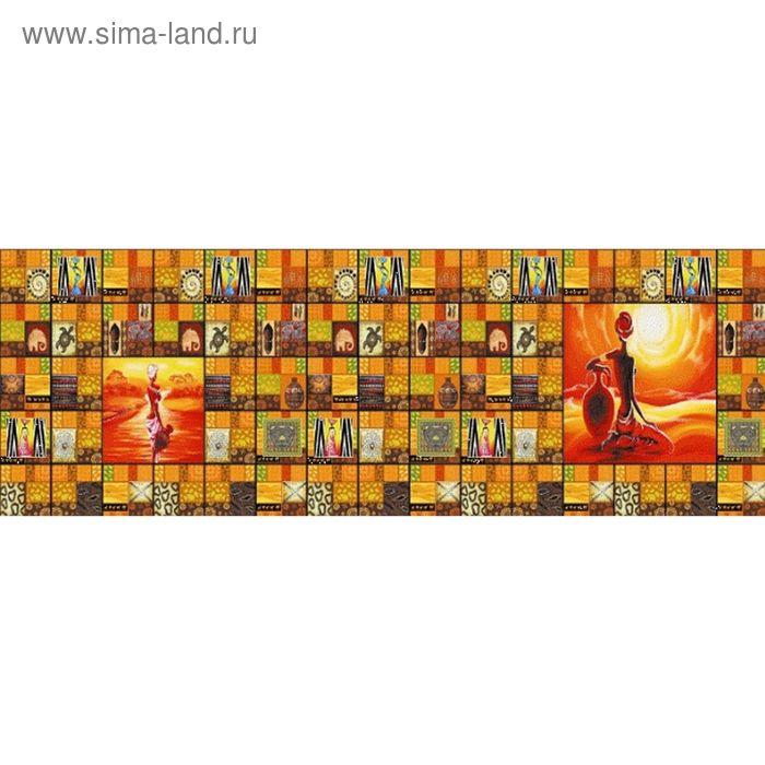 Фартук ХДФ Африка 695х2070х3 мм