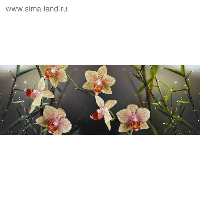 Фартук ХДФ Орхидея 695х2070х3 мм
