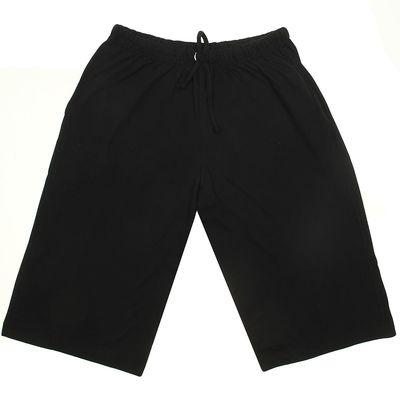 Шорты мужские, цвет чёрный, размер 54
