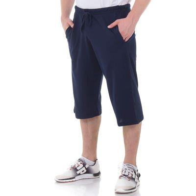 Шорты мужские, цвет синий, размер 56