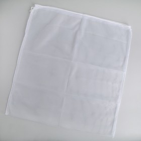Мешок для стирки белья, со шнуром, 50х56 см Ош