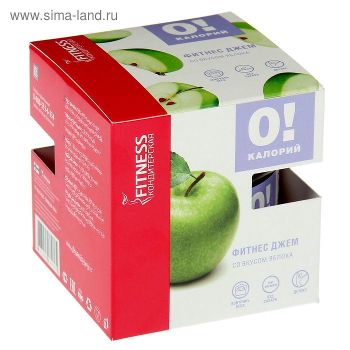 Джем Fitness «0 калорий», яблоко