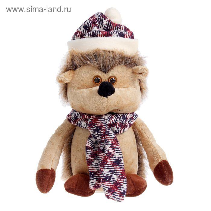 Мягкая игрушка «Ёжик в шапочке»