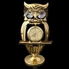 Часы «Филин», с кристаллами Сваровски