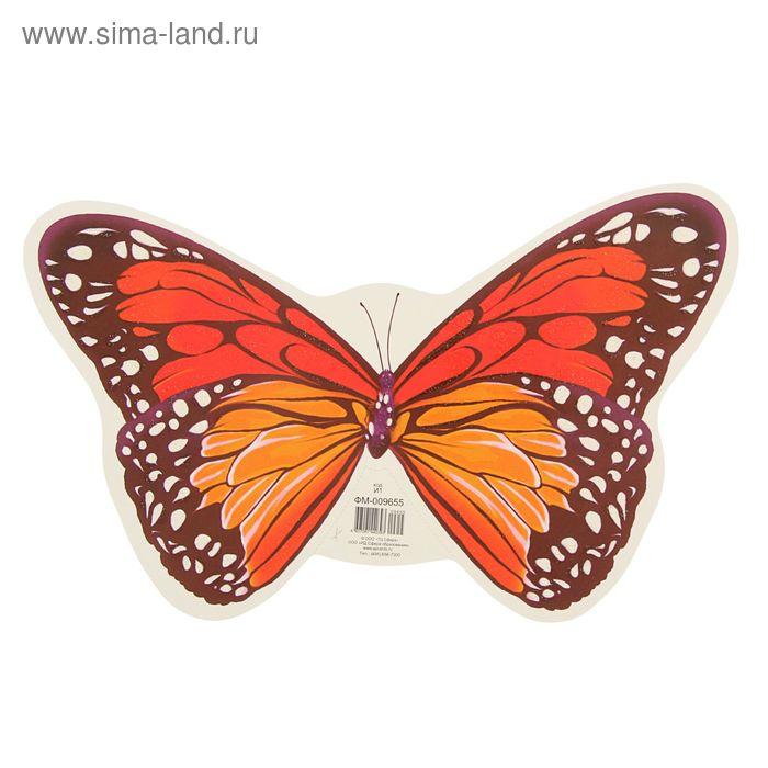 "Мини-плакат вырубной ""Бабочка"""