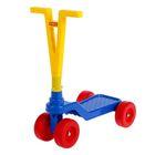 Детский четырёхколёсный самокат, МИКС