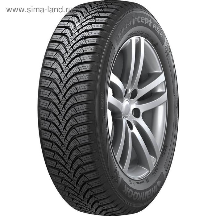 Зимняя шипованная шина Hankook I*Pike RS W419 XL 235/55 R17 103T