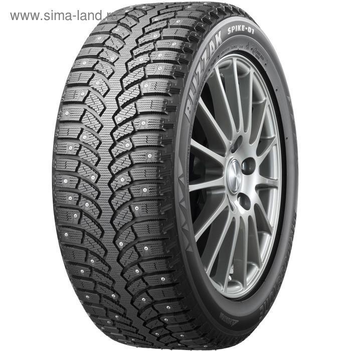 Зимняя шипованная шина Bridgestone Blizzak Spike-01 245/65 R17 111T