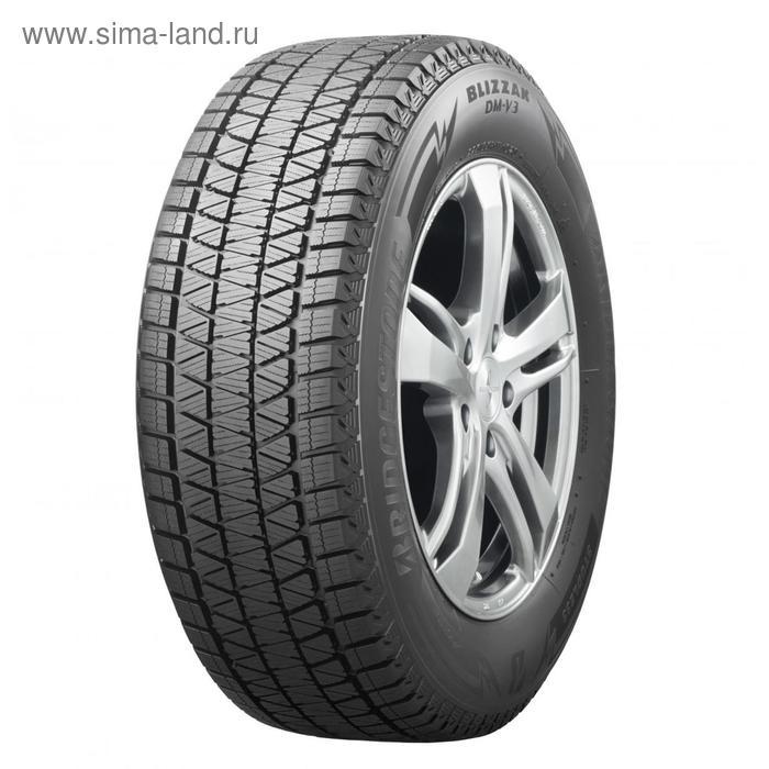 Зимняя нешипованная шина Bridgestone Blizzak DMV 1 P255/65 R17 108R