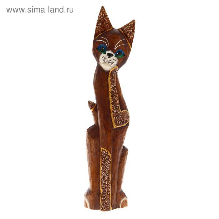 """Сувенир """"Кошка Эу"""", 50 см"""