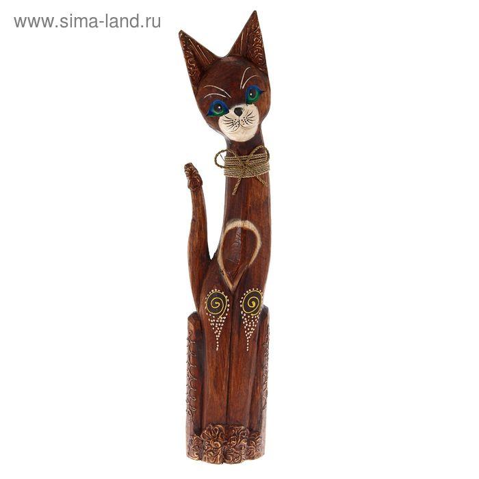 """Сувенир """"Кошка Черна"""", 60 см"""