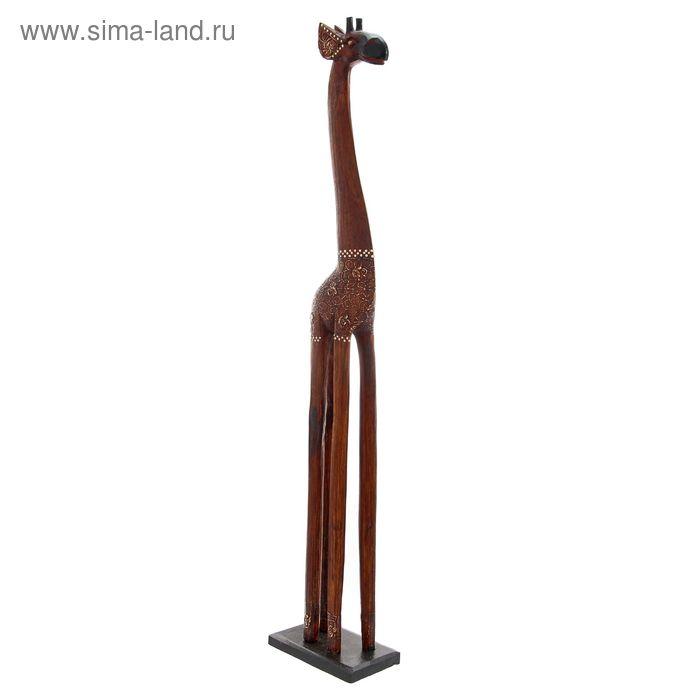 "Сувенир ""Жираф Крэйг"", 100 см"