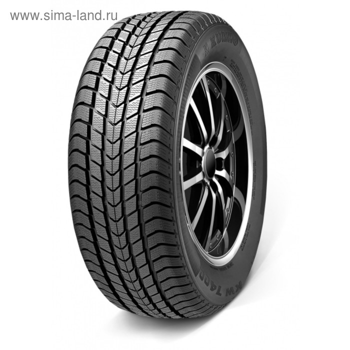 Зимняя нешипованная шина Kumho KW 7400 135/80 R13 70Q