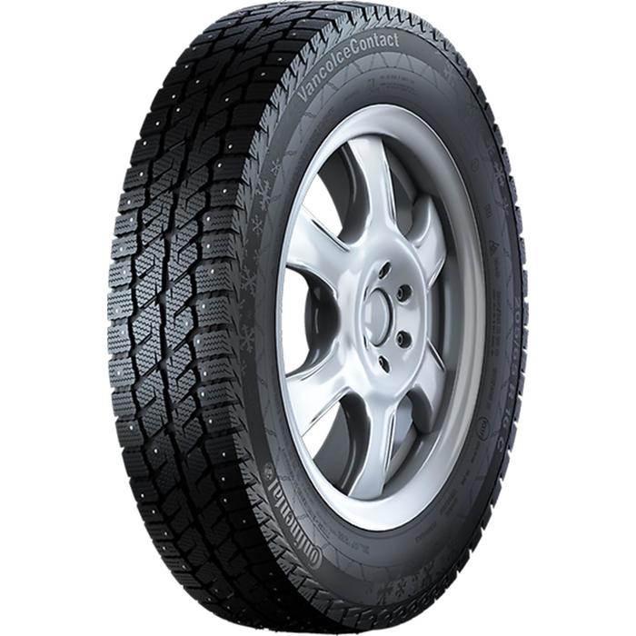 Зимняя шипованная шина Vanco ContiIceContact SD Continental 205/70 R15С 106/104R