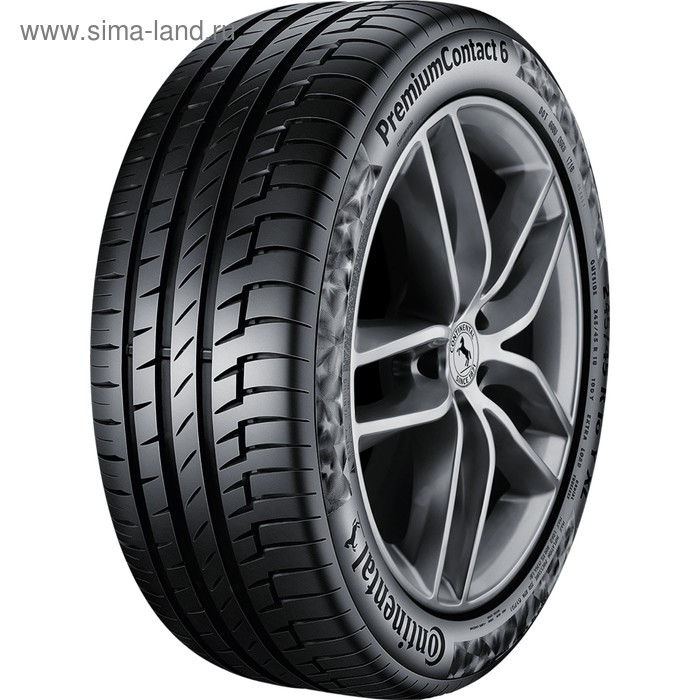 Летняя шина Continental ContiPremiumContact 2 XL 225/55 R17 101W