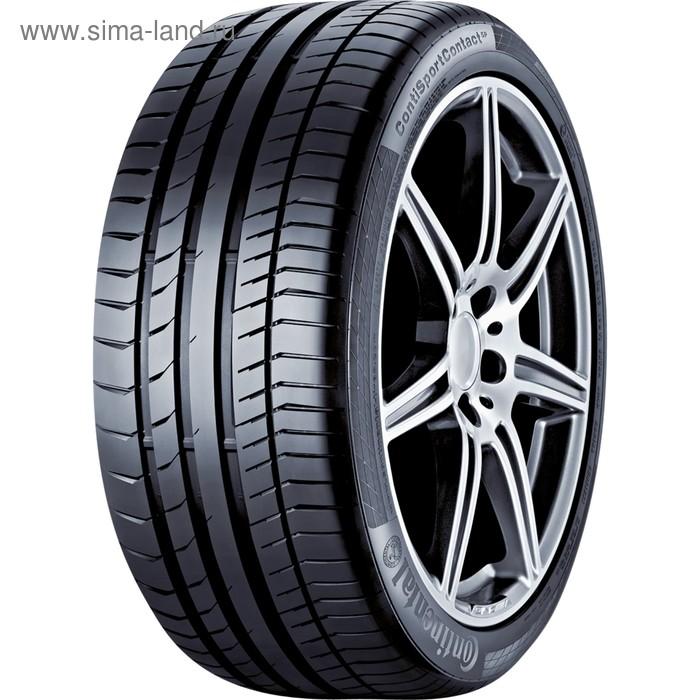 Летняя шина Continental ContiSportContact 5P 275/35 R20 102Y