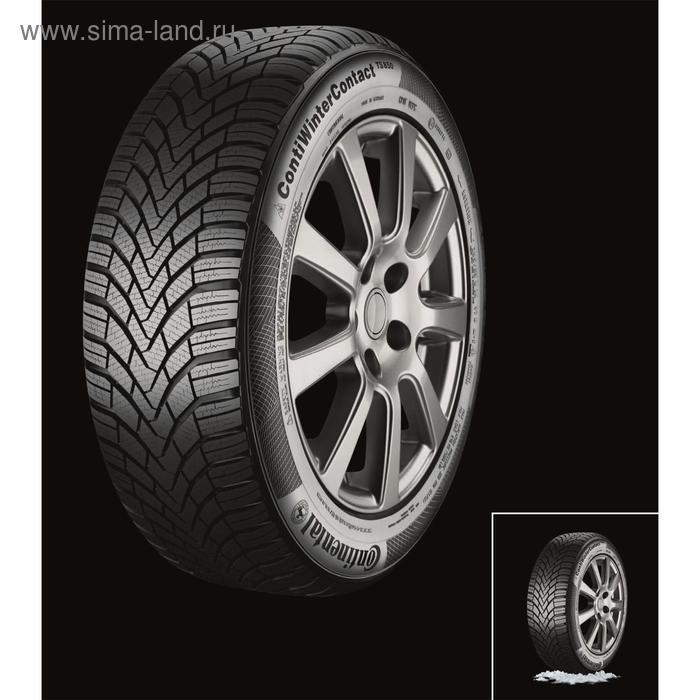 Зимняя нешипованная шина Continental ContiWinterContact TS 850 195/65 R14 89T