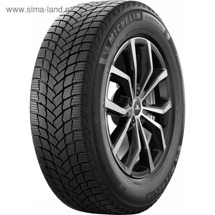 Зимняя шипованная шина Continental ContiIceContact 4x4 HD 235/60 R18 107T