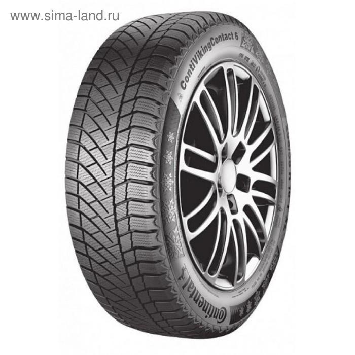 Зимняя нешипованная шина Continental ContiVikingContact 6 215/50 R17 95T