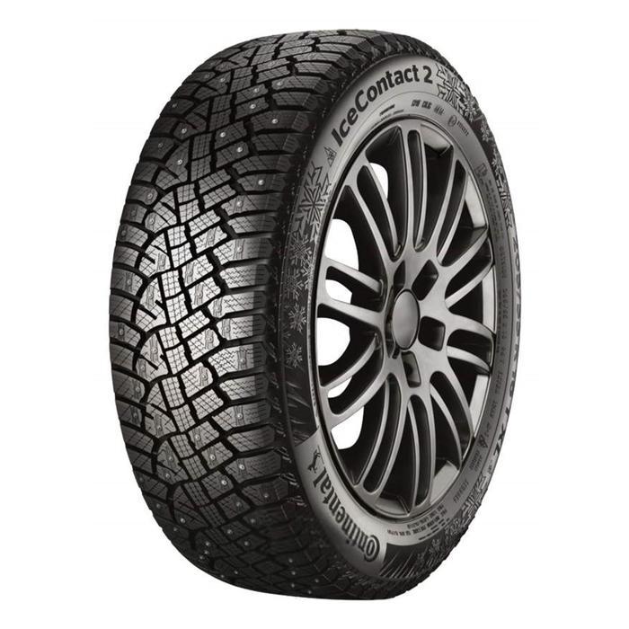 Зимняя шипованная шина Continental ContiIceContact 2 KD XL 245/45 R17 99T