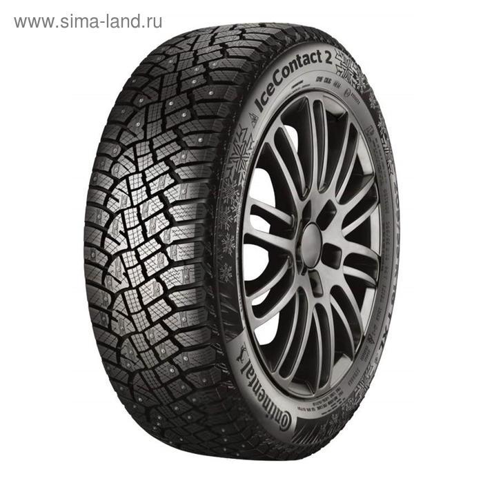 Зимняя шипованная шина Continental ContiIceContact 2 SUV KD 265/65 R17 116T