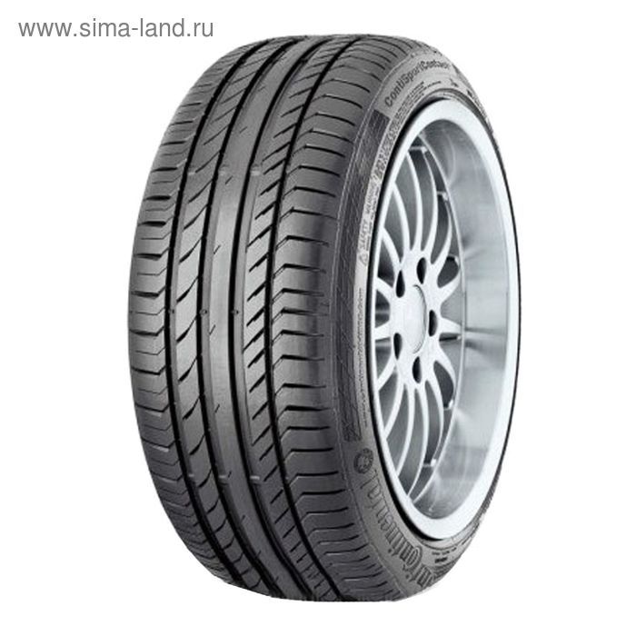 Летняя шина Continental ContiSportContact 5 225/45 R17 94Y
