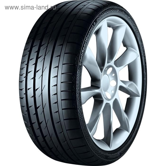 Летняя шина Continental ContiSportContact 3 MO XL FR 285/35 ZR18 101Y